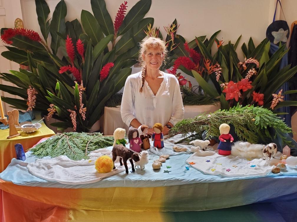 Kelly Hodgkin, Founder & Teacher